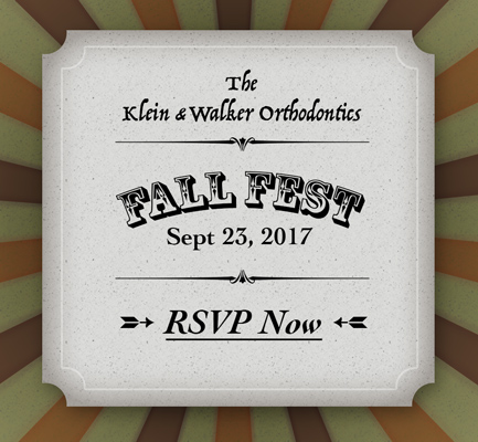 The Klein Walker Fall Festival 2017